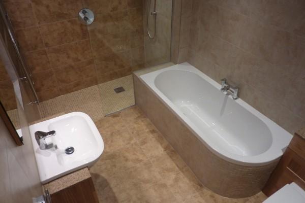 Wetroom With Bath Ellor Stalybridge 2014